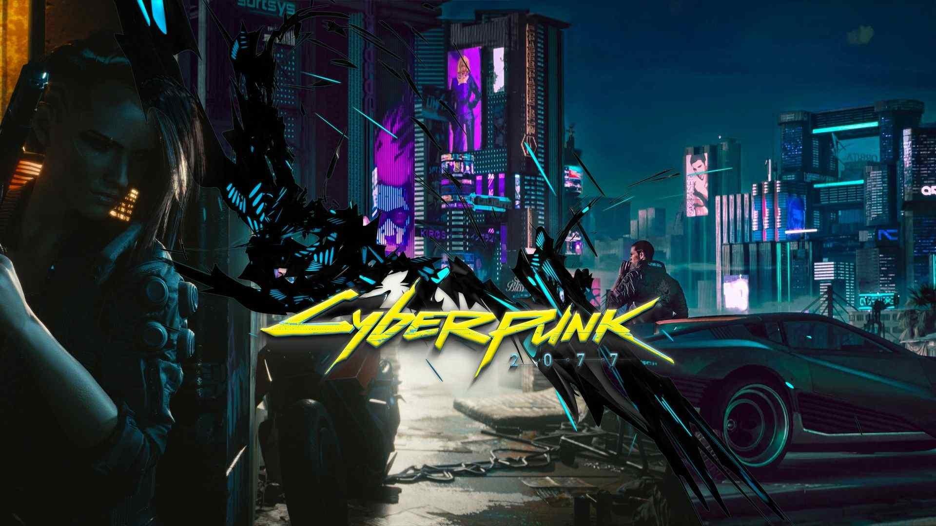 لعبة Cyberrpunk 2077
