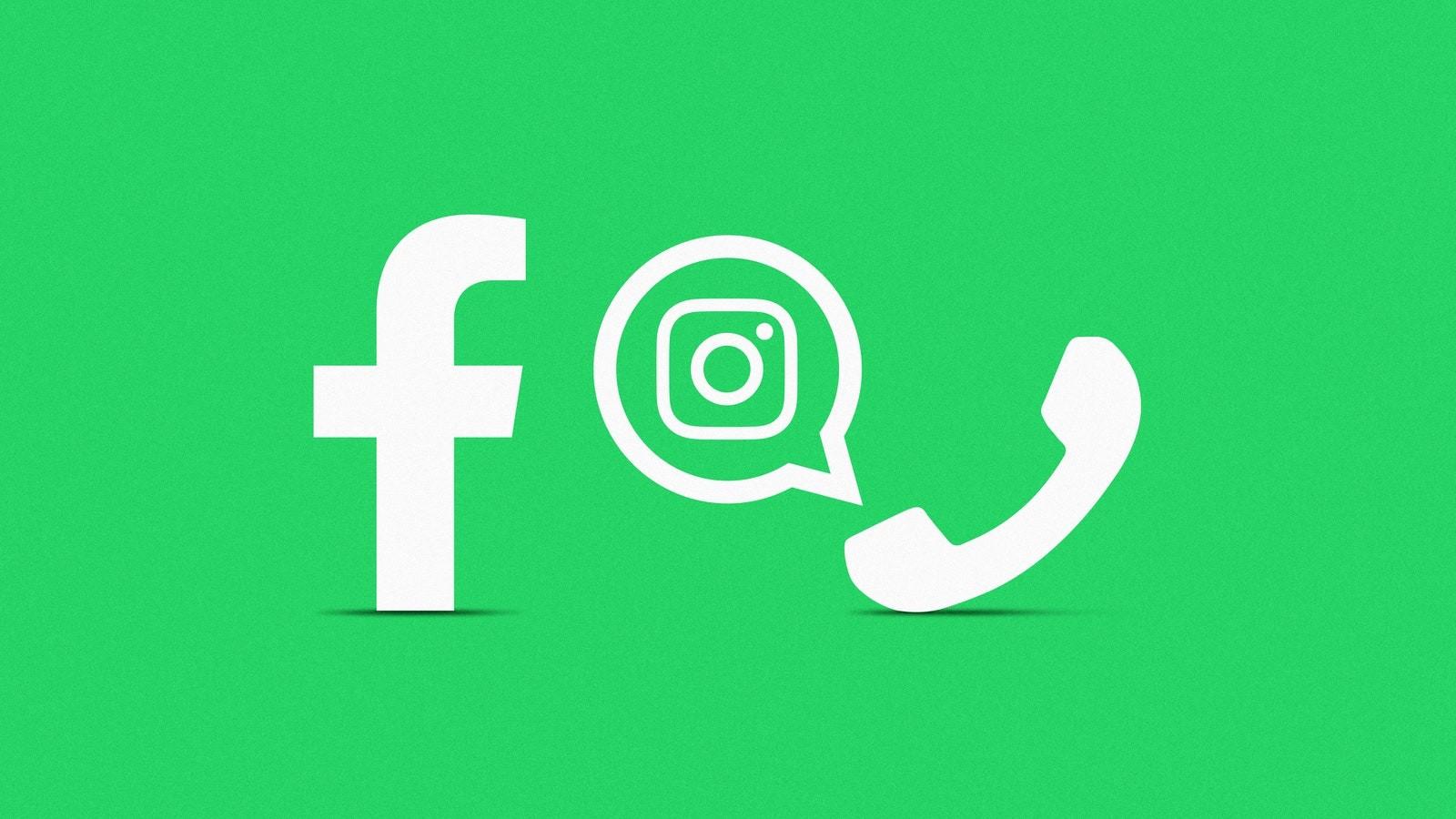 بياناتك مشاع..ما هي البيانات التي يشاركها واتساب وإنستجرام مع فيسبوك ؟
