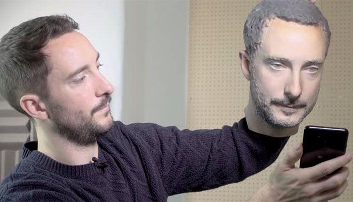 التعرف على الوجه Face ID