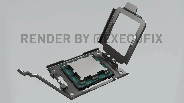 AMD Ryzen 6000 AM5 Socket