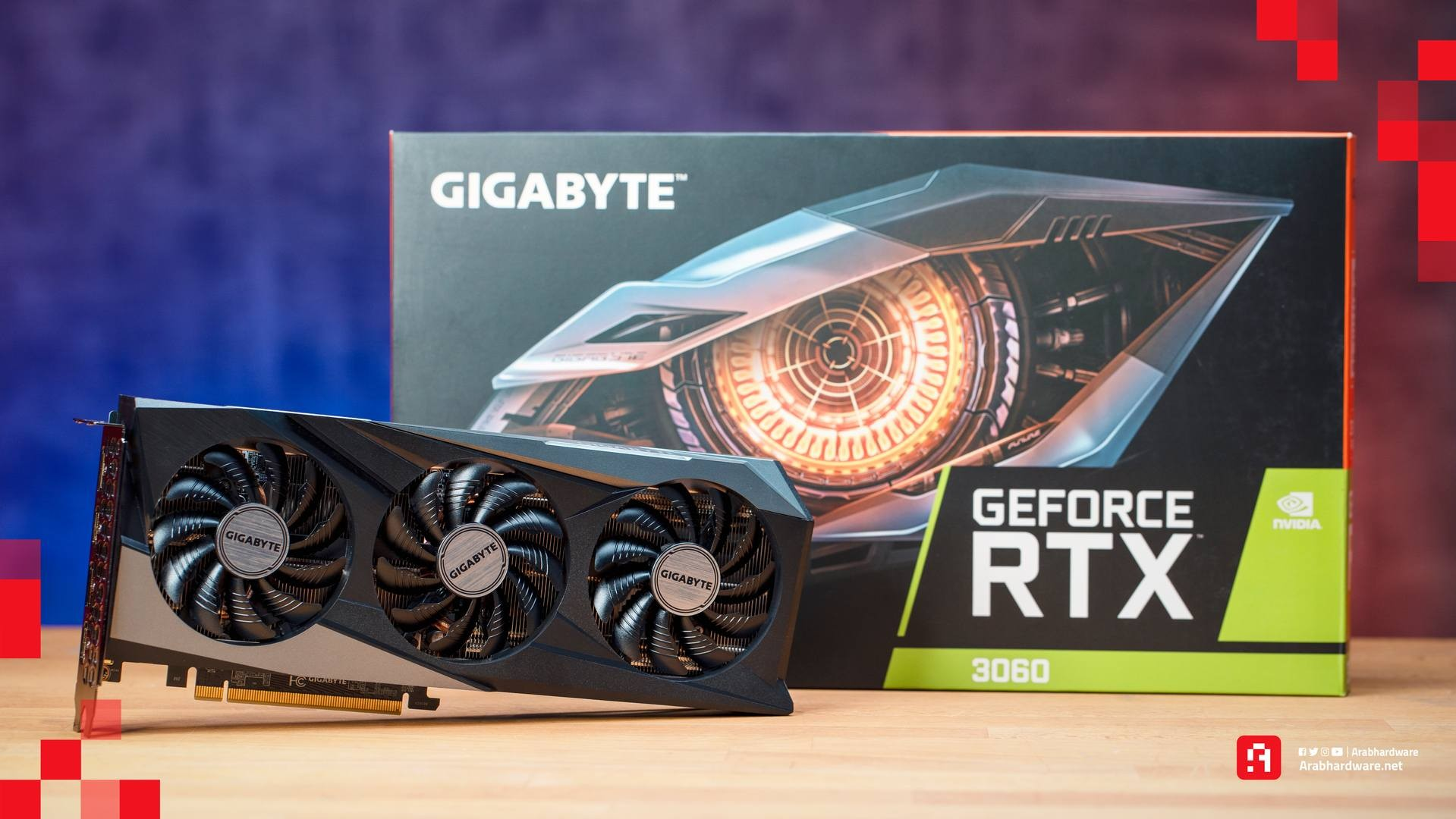 Gigabyte RTX 3060 Gaming OC NVIDIA