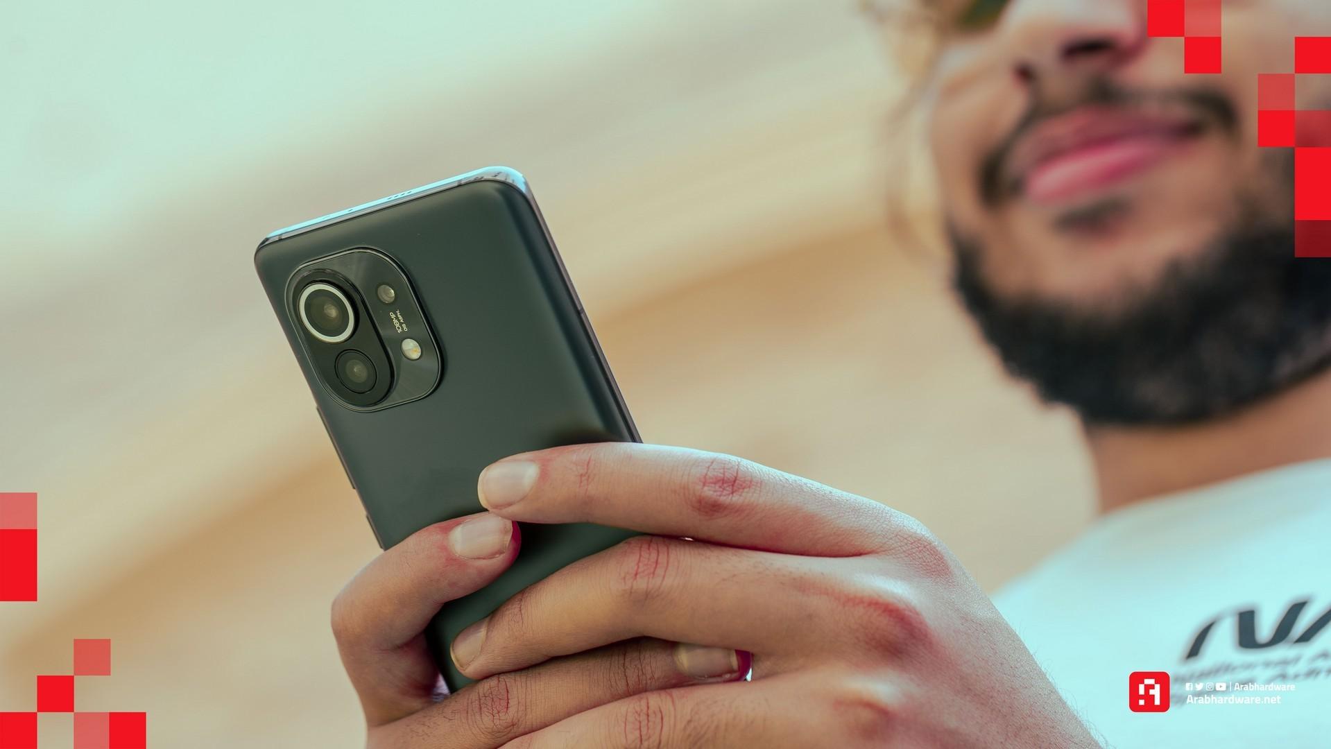 مراجعة هاتف شاومي Mi 11