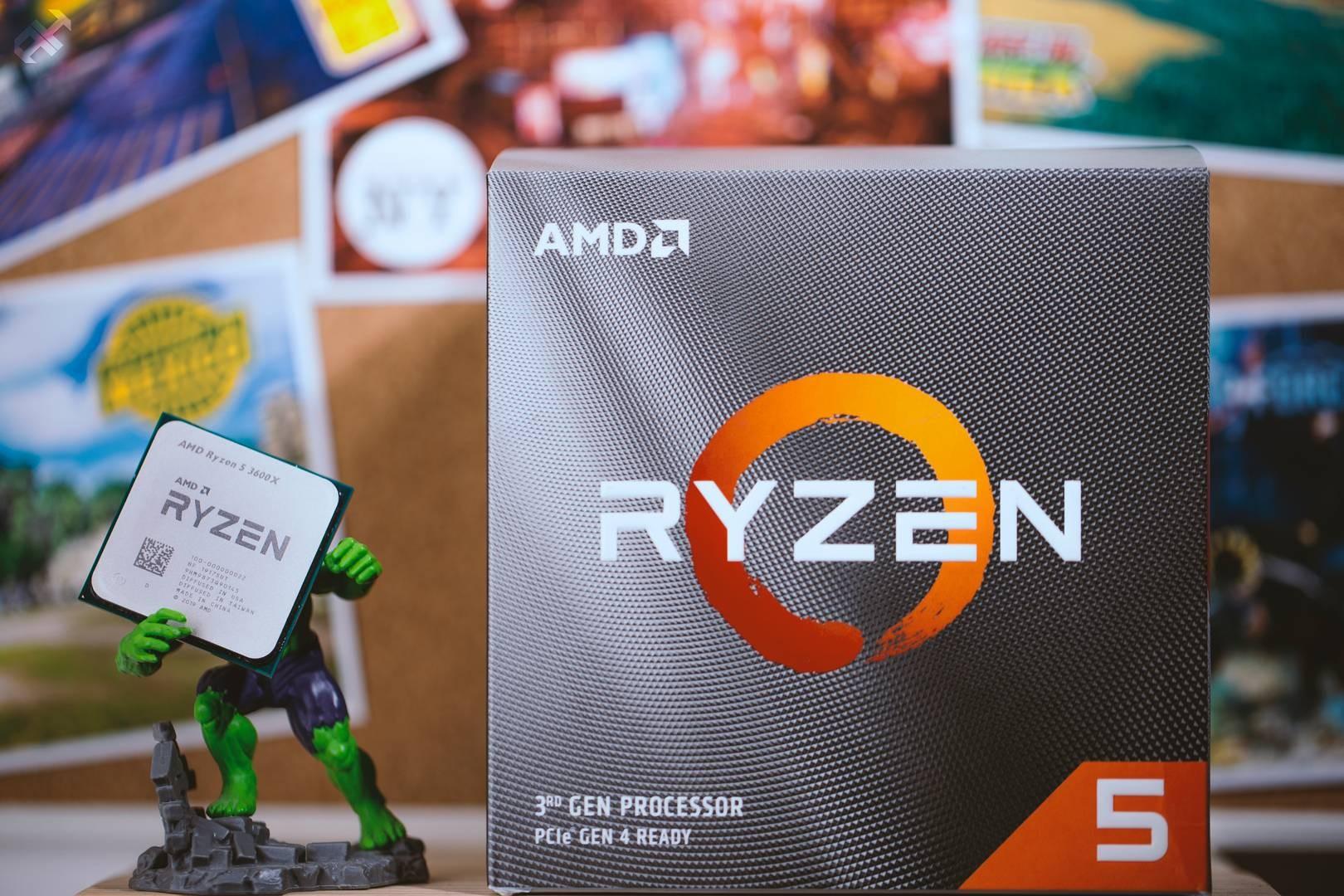 تجميعة جهاز الكمبيوتر Ryzen 5 3600