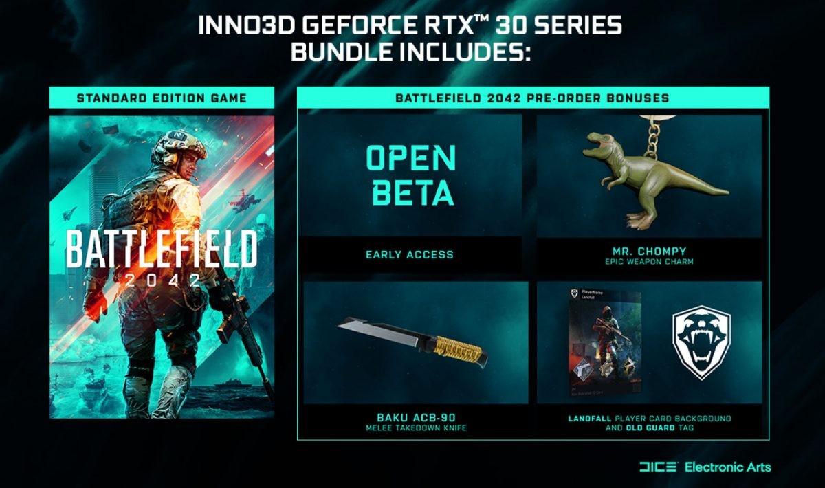 Battlefield 2042 NVIDIA RTX Bundle