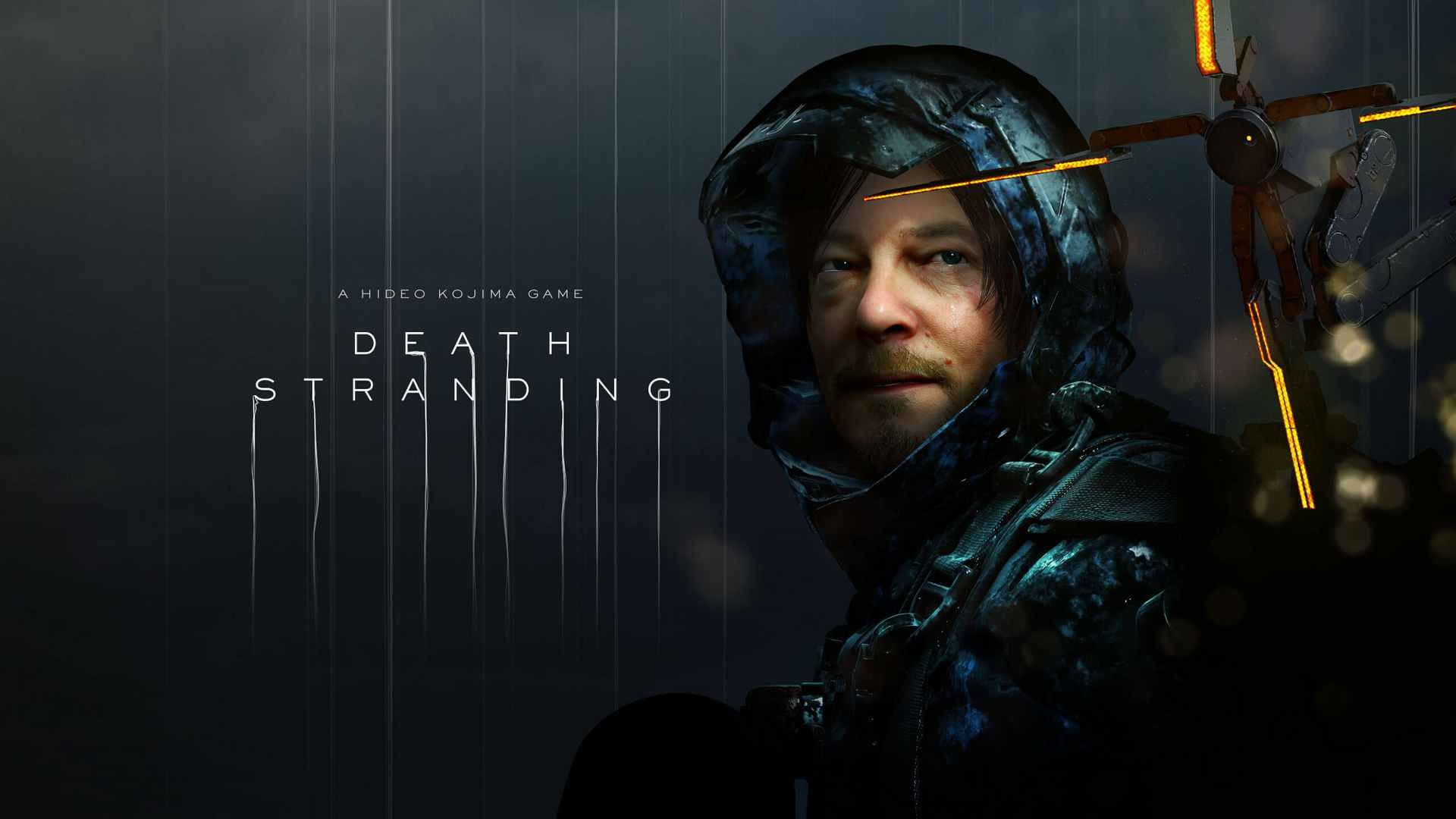 death stranding ديث ستراندنج