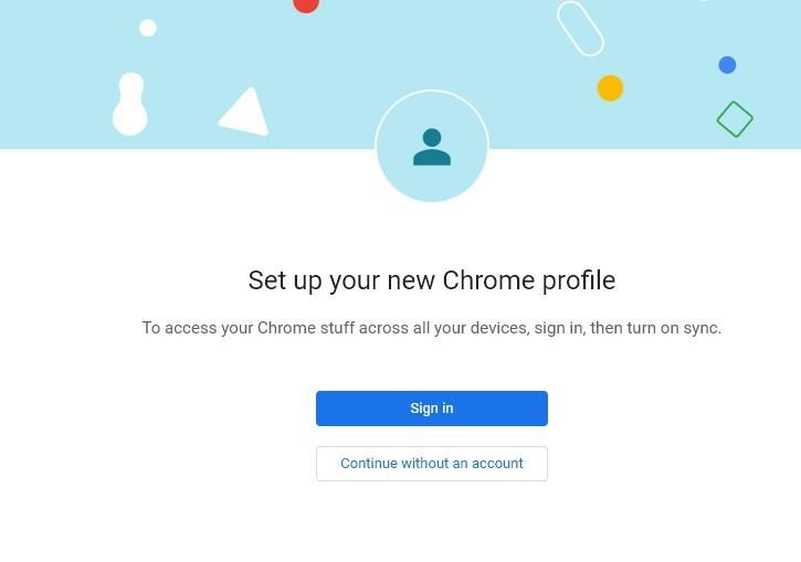 والأن تستطيع استخدام مُتصفح جوجل كروم