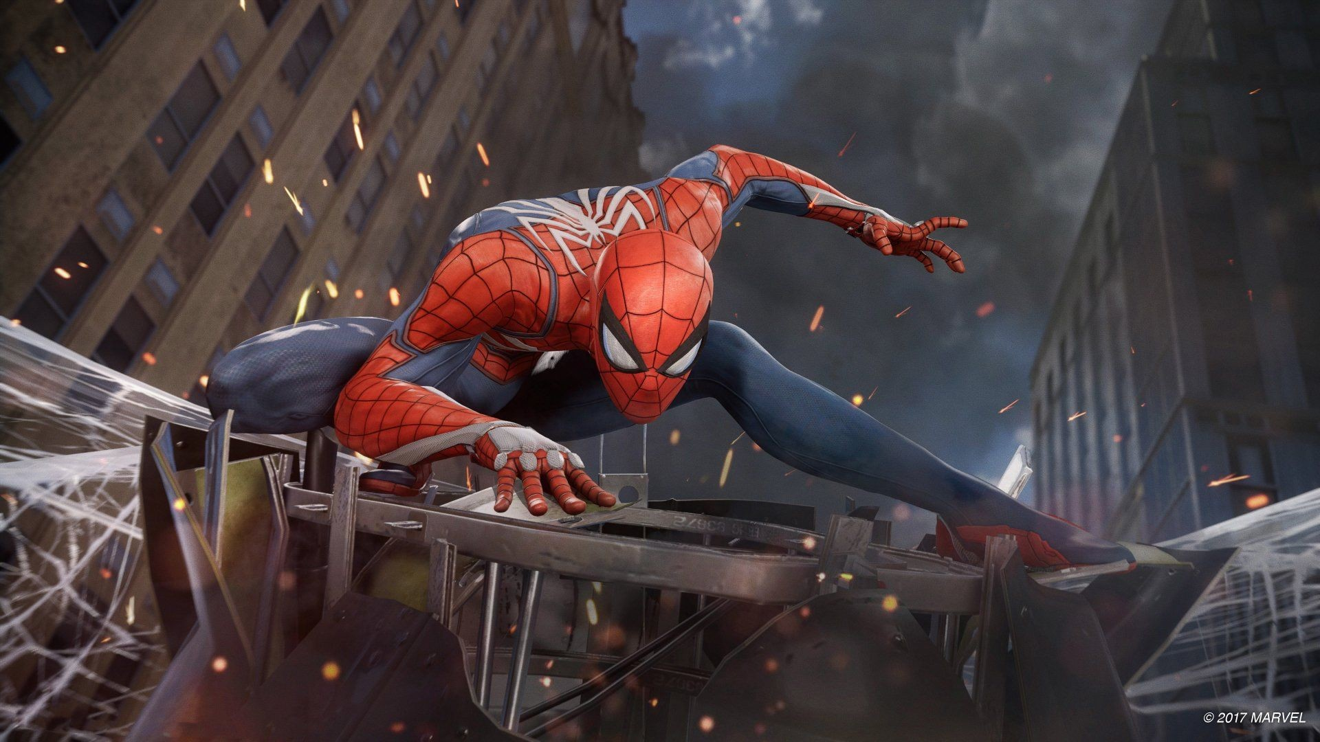Spiderman PS5 PS4
