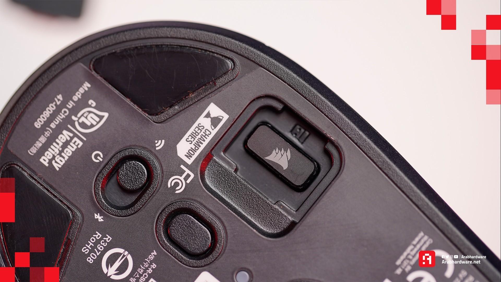 المستشعر البصري لماوس Corsair Sabre Pro RGB