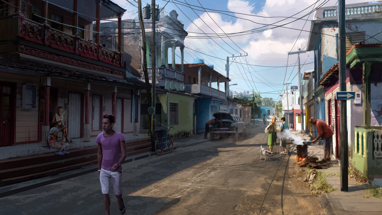 لعبة Far Cry 6 Ubisoft - فار كراي 6 يوبيسوفت