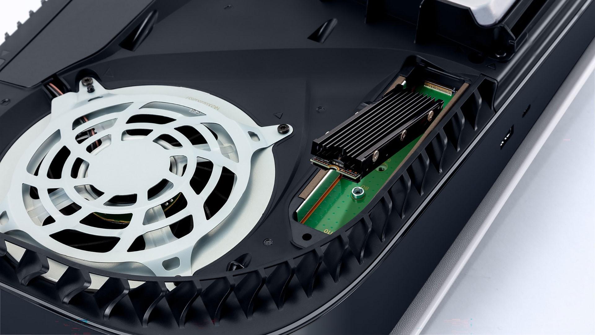 كيف تقوم بإضافة SSD خارجي للـ PS5؟