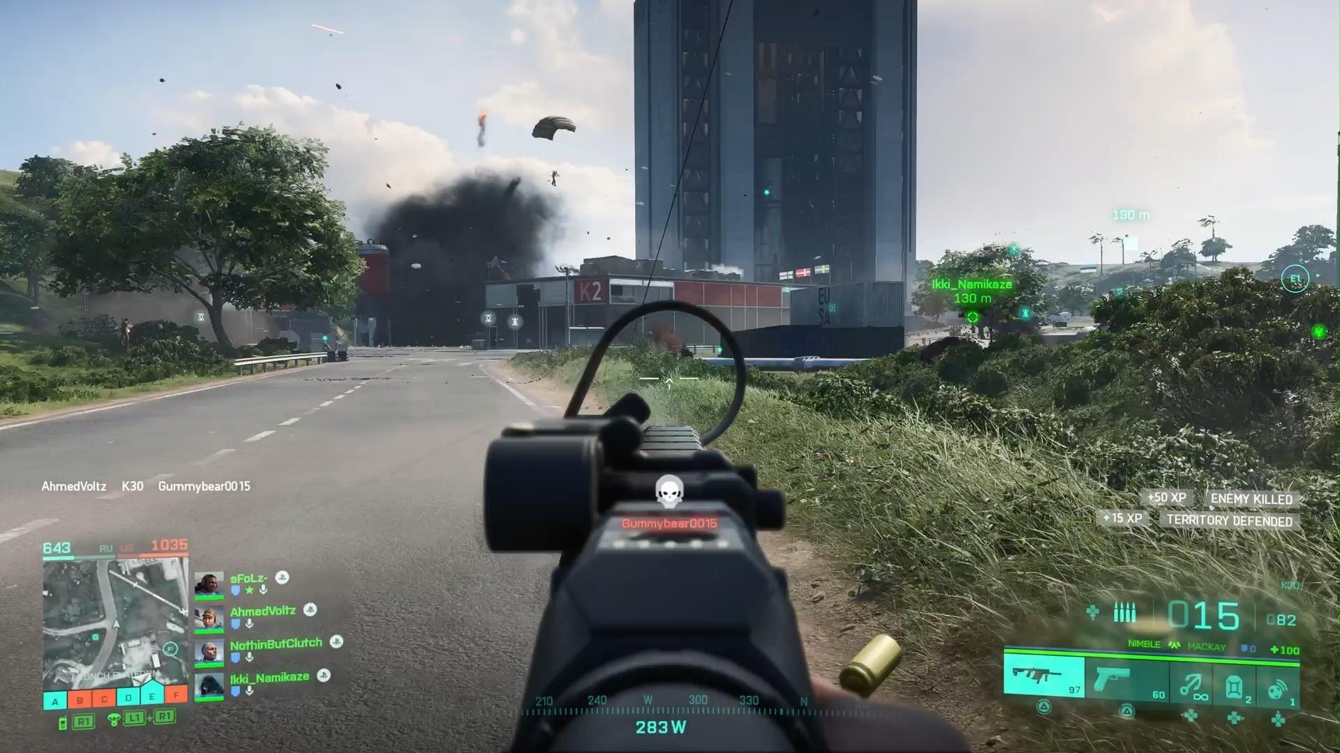 بيتا لعبة Battlefield 2042
