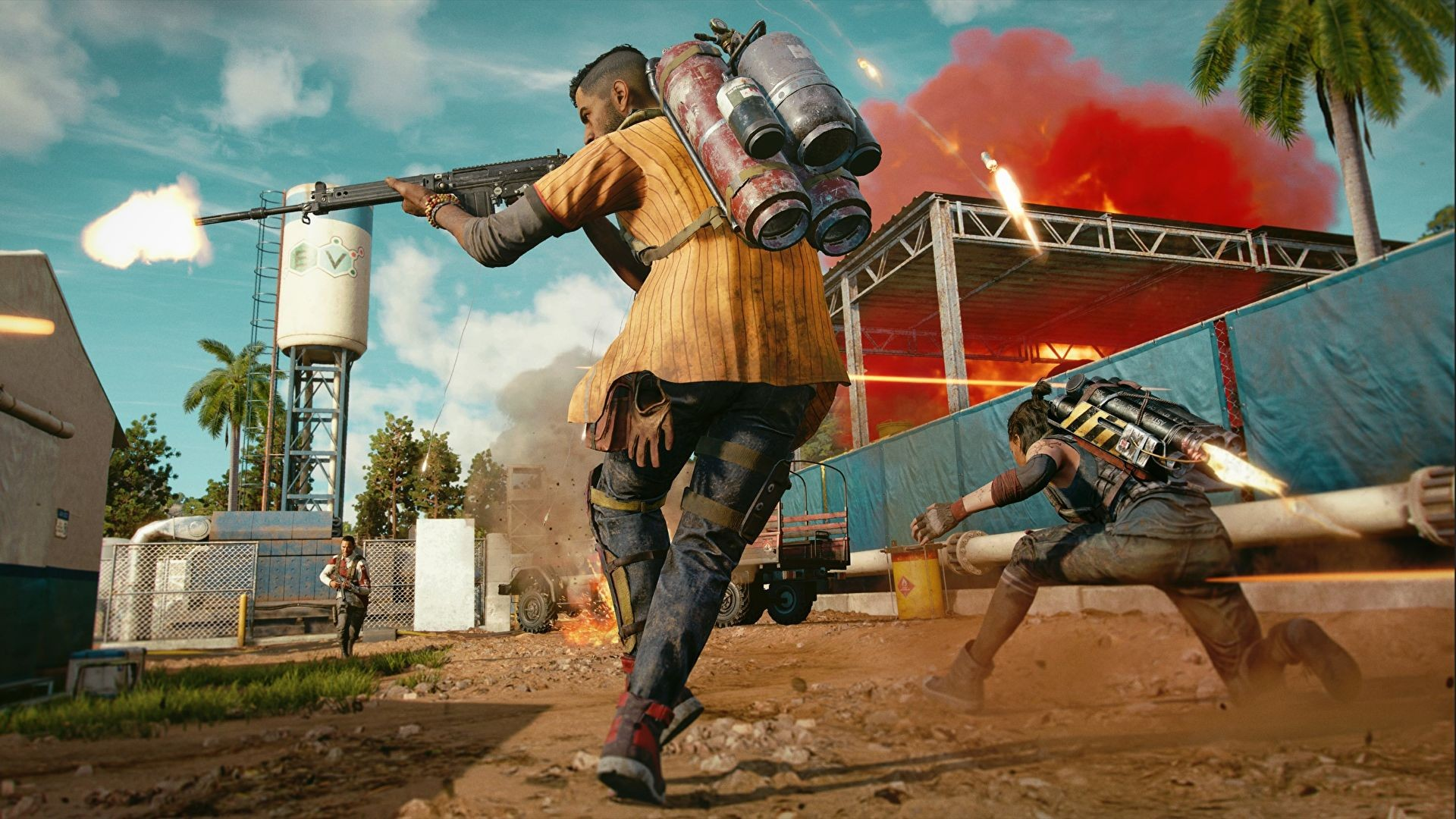 مراجعة لعبة Far Cry 6 - فار كراي 6