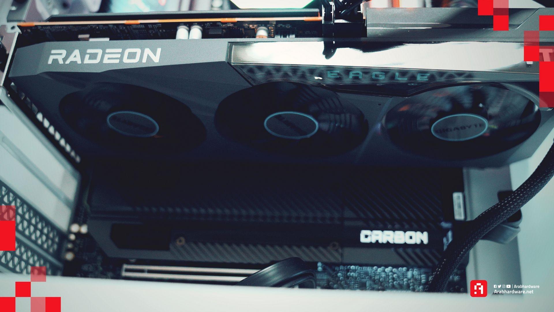 Radeon RX 6600 EAGLE