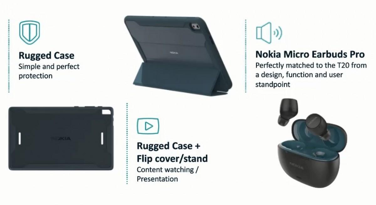 جهاز نوكيا اللوحي - Nokia T20
