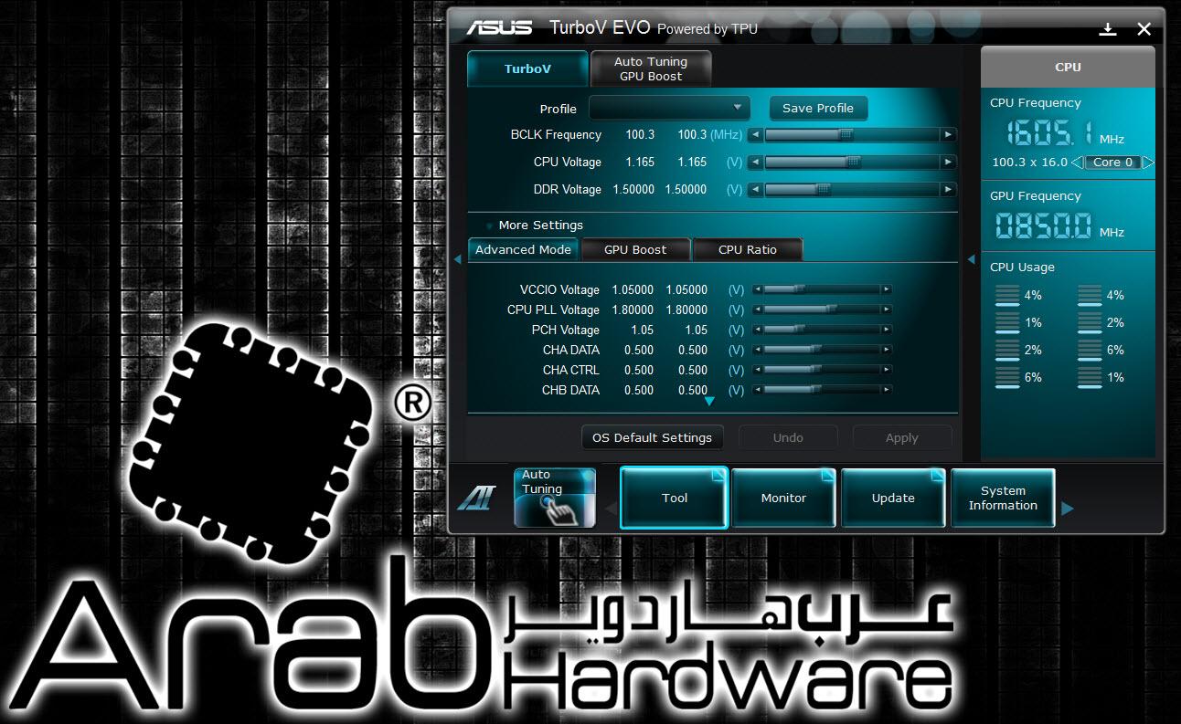 Asus P8Z68-V Pro - Arabhardware