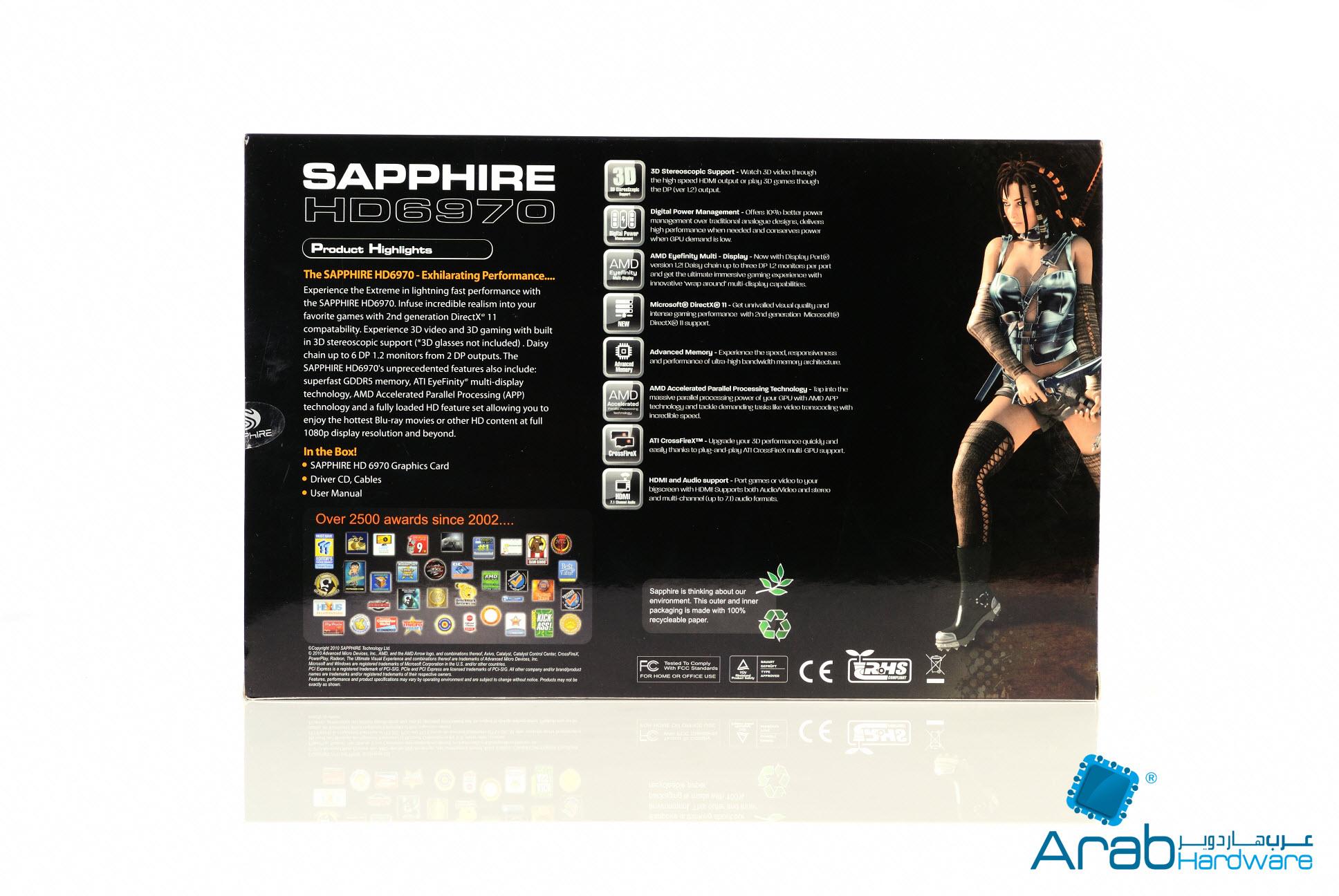 Sapphire HD6970