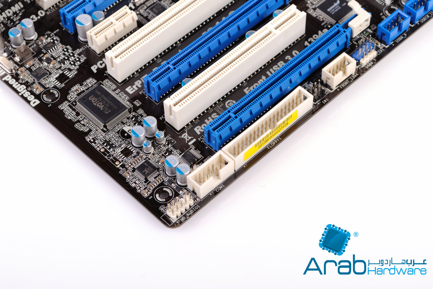 ASRock Z68 Extreme4 First Look - Arabhardware