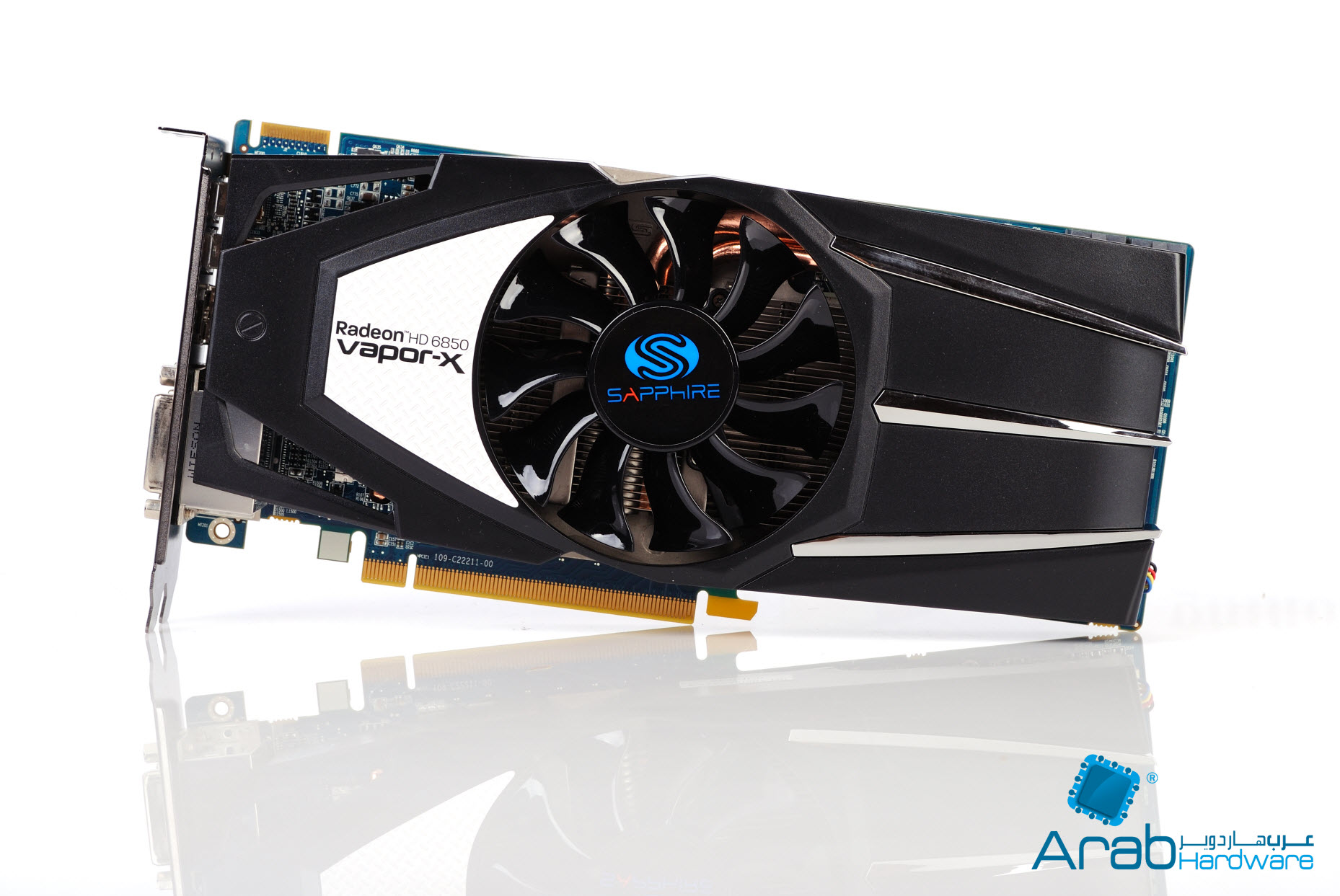 Sapphire HD6850 Vapor-X