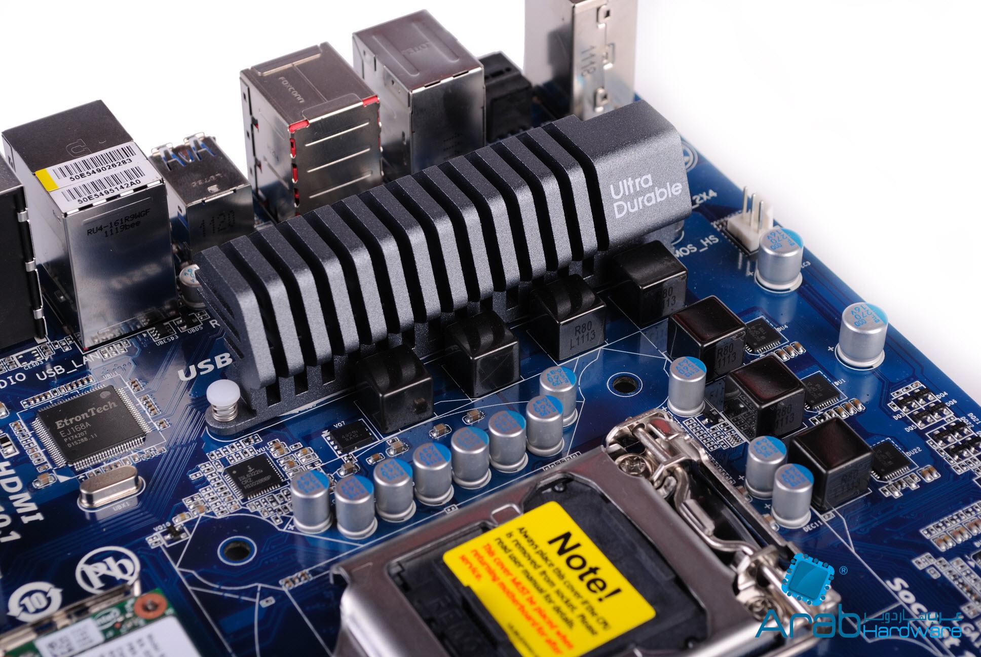Gigabyte GAZ68XP-UD3-iSSD