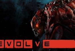 البوستر الدعائي للعبة Evolve