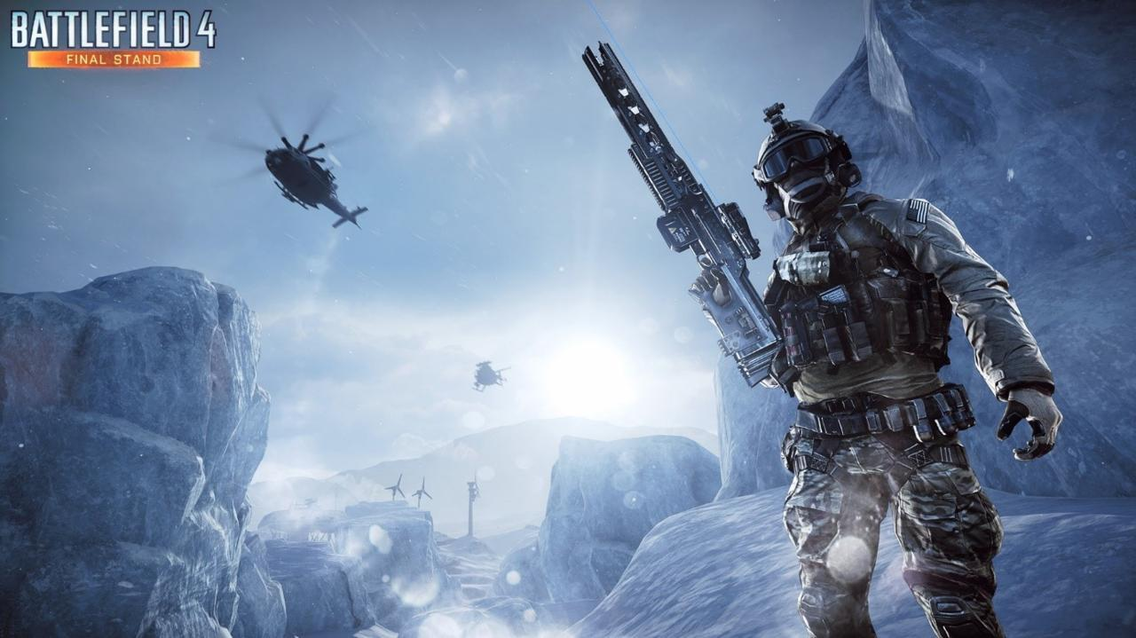 Final Stand أخر إضافة للعبة Battlefield 4