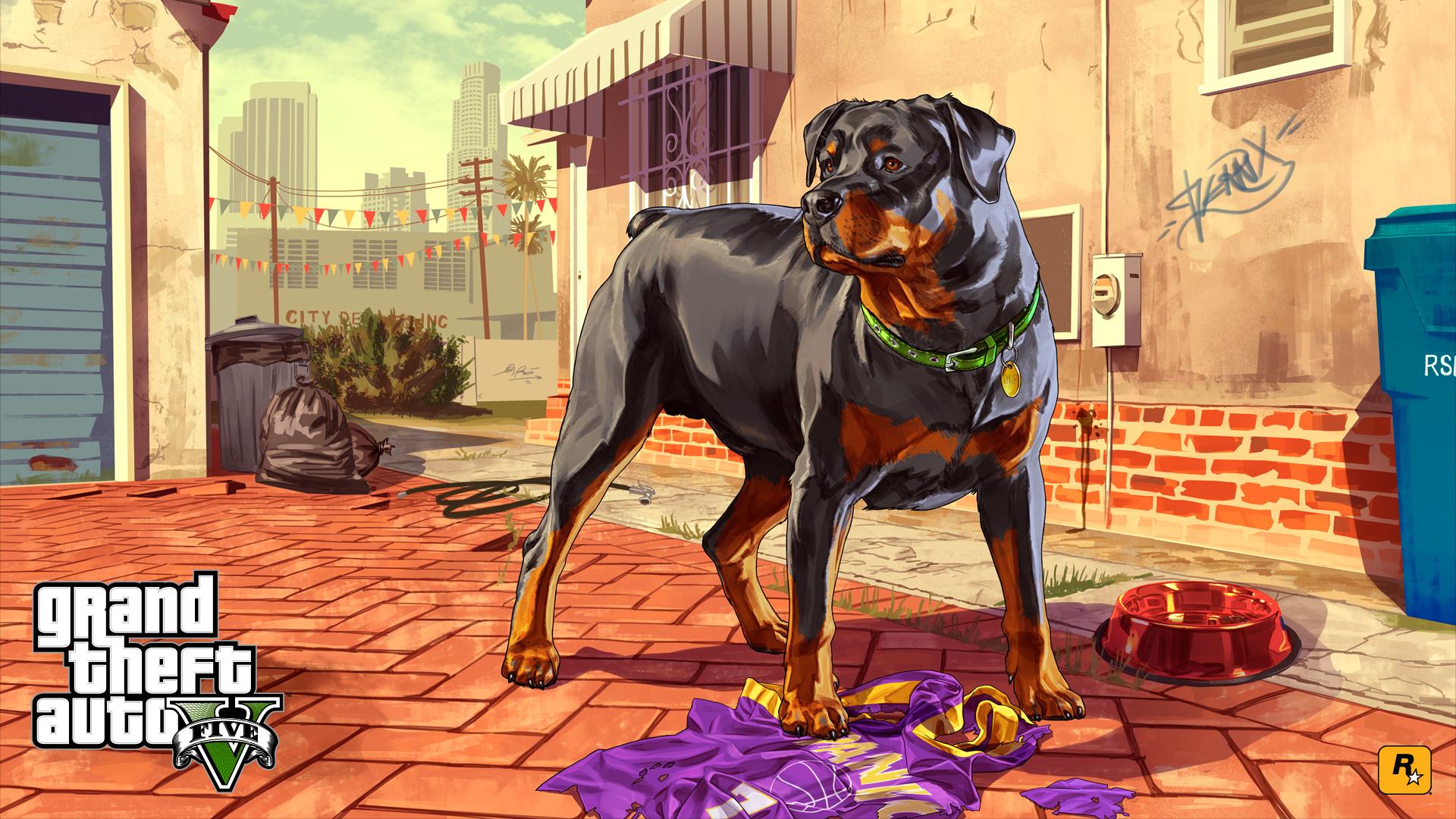 كيف يمكنك التحول لطائر أو كلب فى لعبة GTA V