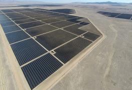 محطة طاقة شمسية Topaz