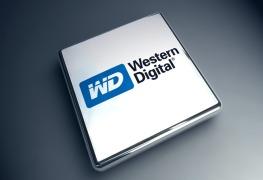 شعار شركة Western Digital