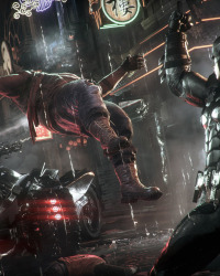 Batman Arkham Knight screen shots
