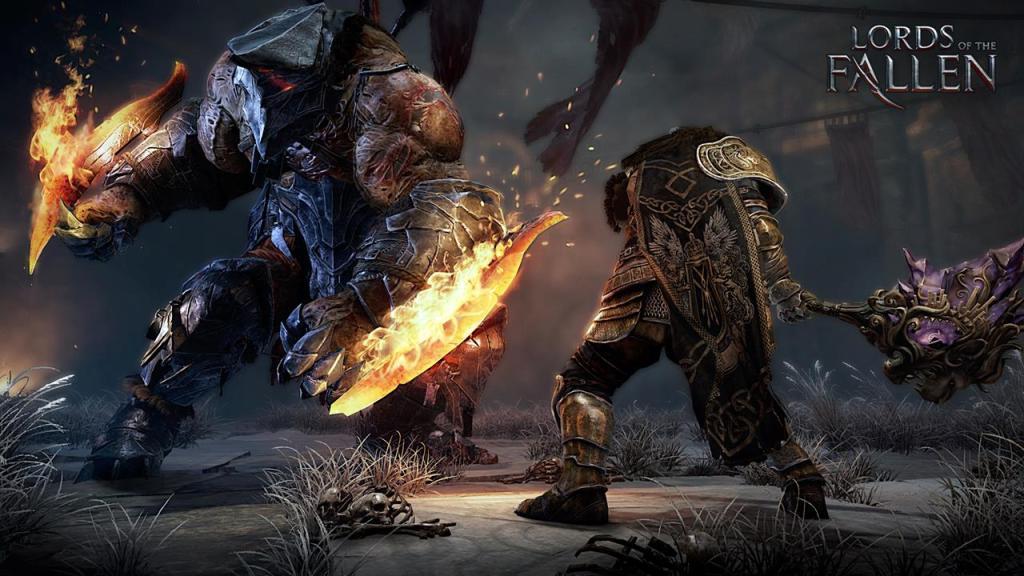 لعبة Lord of The Fallen لم يستطتع أحد إلى الآن بتهكير هذه اللعبة بسب نظام الحماية الجديد Denuvo DRM