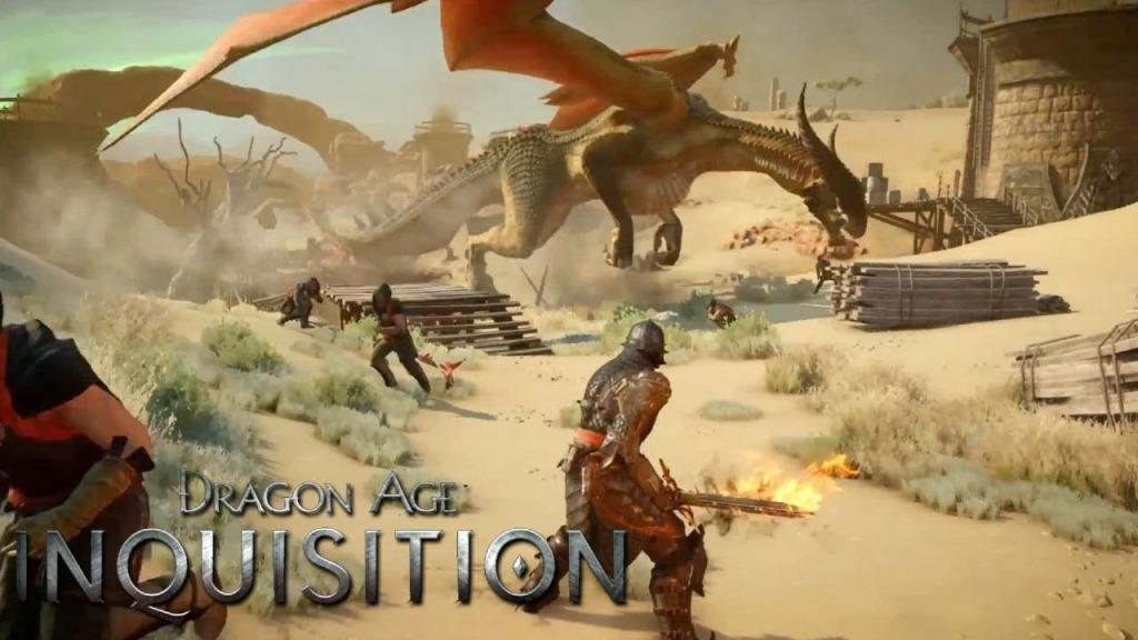 لعبة Dragon Age Inquisitiom لم يستطتع أحد إلى الآن بتهكير هذه اللعبة بسب نظام الحماية الجديد Denuvo DRM