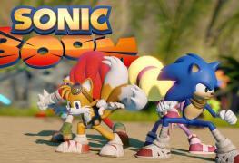 Sonic Boom عرض تلفزيونى جديد