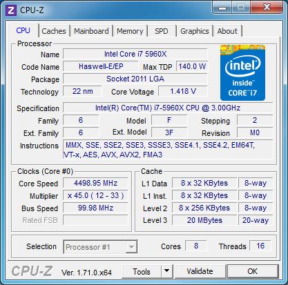 CPU_Z OC