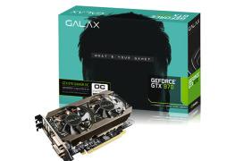 بطاقة رسومية Galax GTX 970 Black Edition