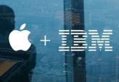 شراكة آبل و IBM