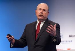 كيفن تيرنر رئيس العمليات في مايكروسوفت