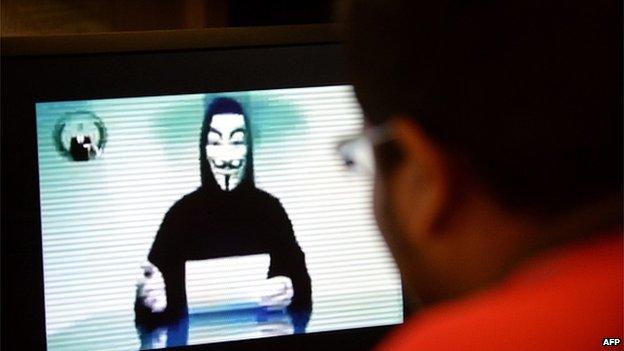 سجن صحفي أمريكي نشر روابط اخترقتها انونيموس