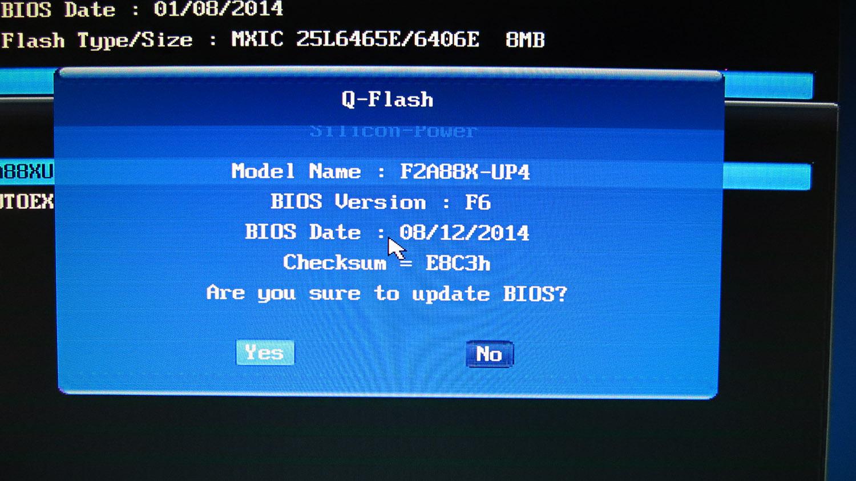 BIOS File Info