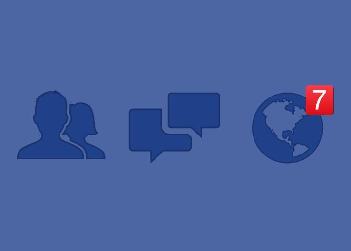تنبيهات فيسبوك