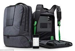 الحقيبة الذكية SmartBackpack