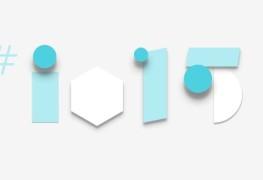 شعار مؤتمر Google I/O لعام 2015
