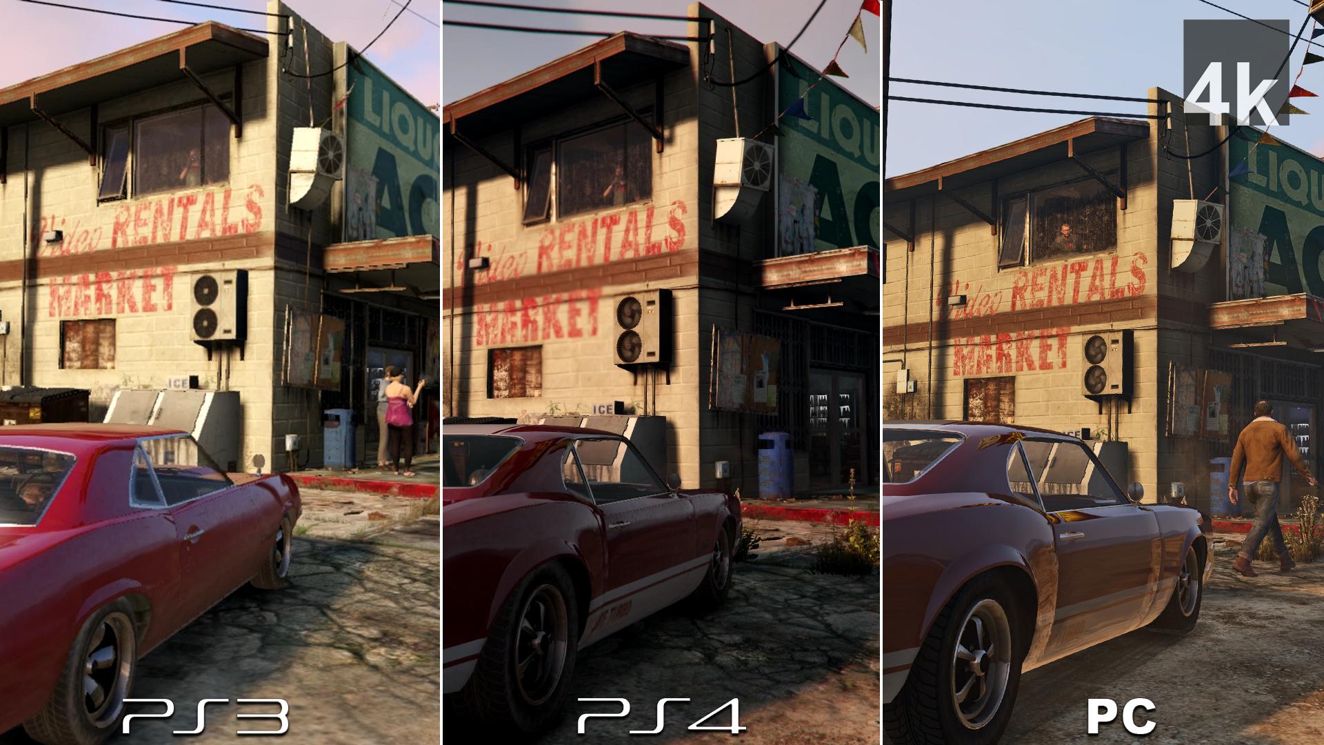 صدور لعبة GTA V نسخة الكمبيوتر ومتطلبات التشغيل