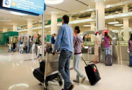 مطارات دبي