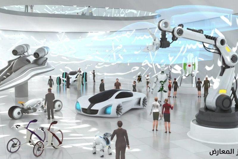 السيارة الطائرة أحدث الإختراعات المستقبلية