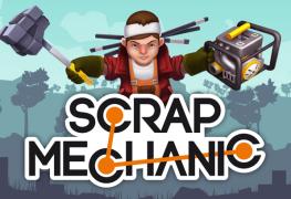 متطلبات تشغيل لعبة Scrap Mechanic والمنافسة للعبة Minecraft