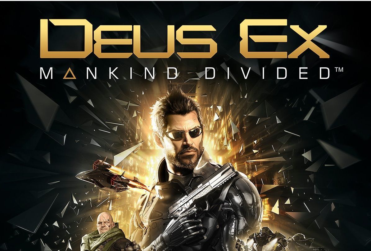 لعبة Deus Ex: Mankind Divided