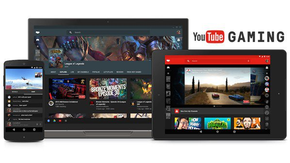 youtube for gamers