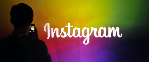 An Instagram employee takes a video using Instagram's new video function at Facebook's corporate headquarters during a media event in Menlo Park, California on June 20, 2013. AFP Photo /Josh EDELSON        (Photo credit should read Josh Edelson/AFP/Getty Images)