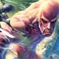 وأخيراً شاهد عرض إطلاق اللعبة المنتظرة Attack on Titan