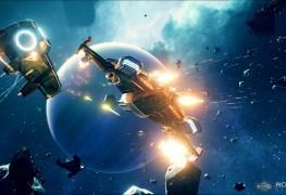 عرض اللعب الأول للعبة قتال السفن الفضائية Everspace